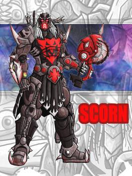 Surpeme Warlord Scorn