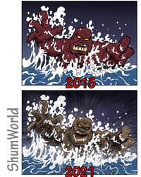 Monster Comparison
