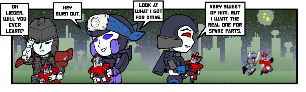 a CHIBITRON Christmas pg3 by shumworld