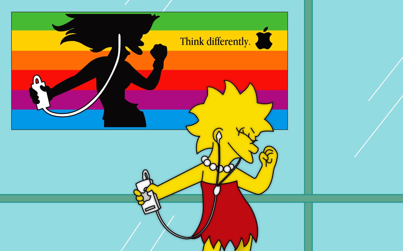 Wallpapers For Mac Free Simpsons Wallpaper