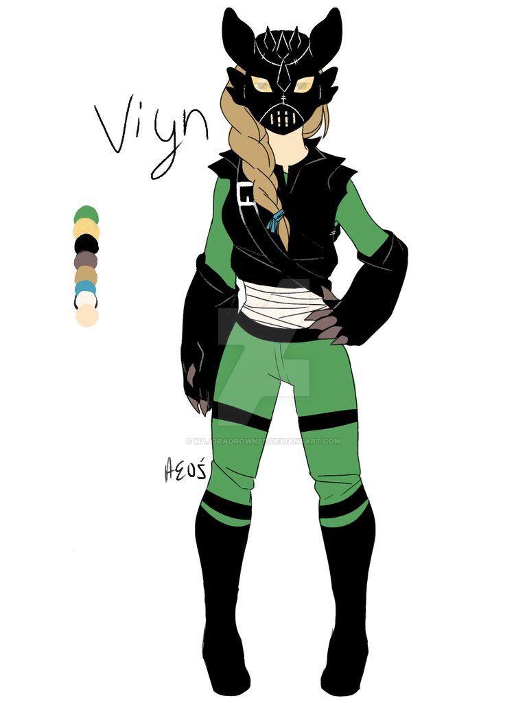 Viyn babe by MajoraDrowned