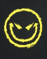 Evil Smiley Face by shiloh-1997