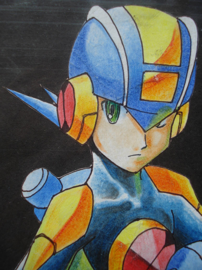 mega man net by gldzx