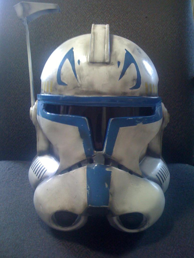 Rex Helmet Phase 2 by Ghost141