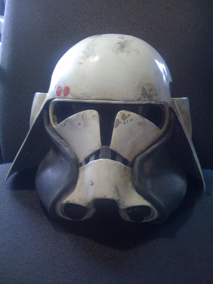 Bacara helmet Phase 2 by Ghost141