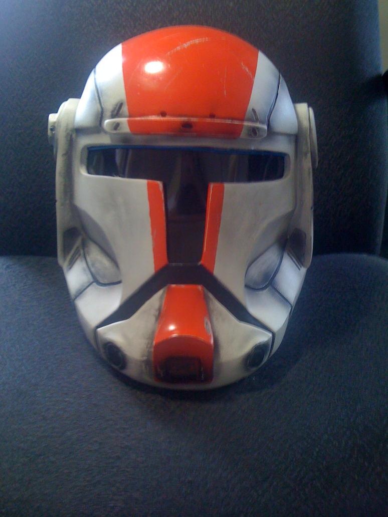 Boss Republic Commando helmet by Ghost141