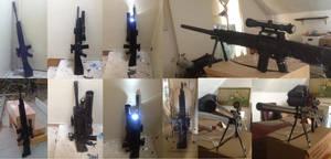 ACR Rifle Mods
