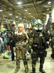 2 Gears of War by Ghost141