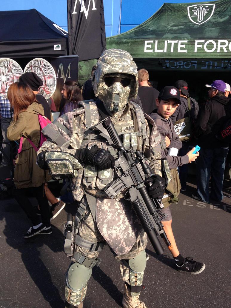 Guard Duty by Ghost141