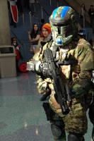 Republic Commando Woodland by Ghost141