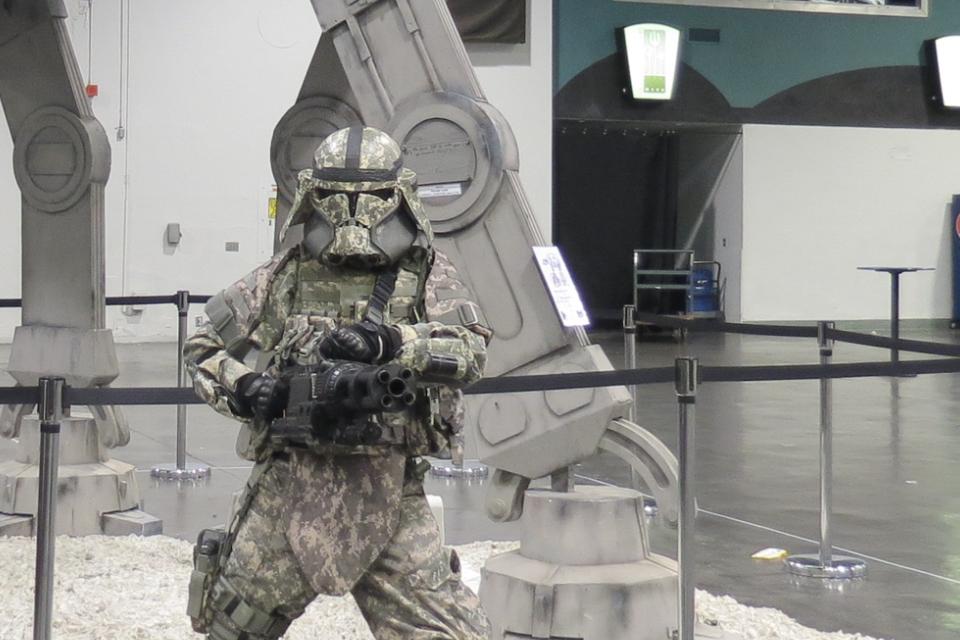 Heavy Trooper by Ghost141