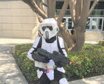 Scout Trooper by Ghost141