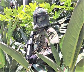Trooper Woodland Camo