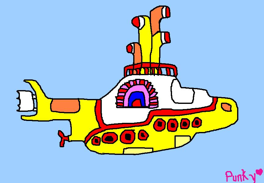 Little Yellow Submarine by sourcow on DeviantArt 950x1200