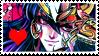 milo stamp by Nizhan