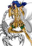 Colab mith cloth skorpio color