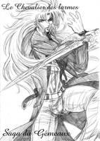 Le chevalier des larmes by Nizhan