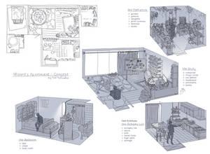 Wizard's Apartment