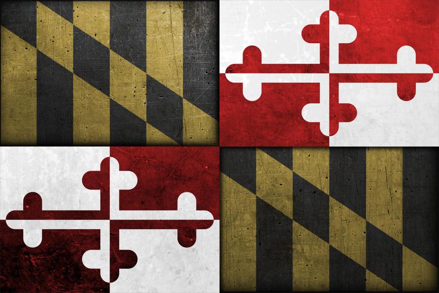 Fantastic Maryland Flag by 12gaugemage on DeviantArt WV77