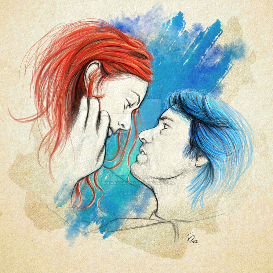 Eternal Sunshine Of The Spotless Mind Drawing | www ...