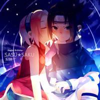 Happy Birthday To Sakura by YukiIce