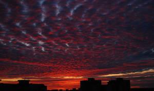 Lava Sky by zalciolunkis