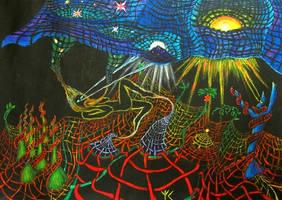Creation III by zalciolunkis