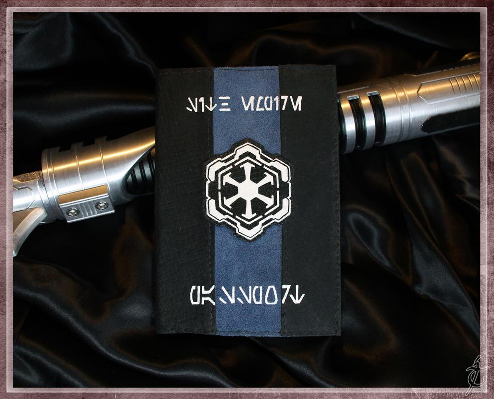 Sith Passport Cover by Eleramo