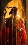 Marka Ragnos, Dark Lord of the Sith by Eleramo