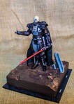 Darth Malgus figurine by Eleramo