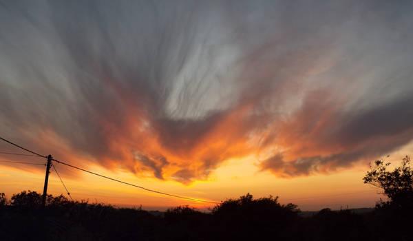 Sunset 230821