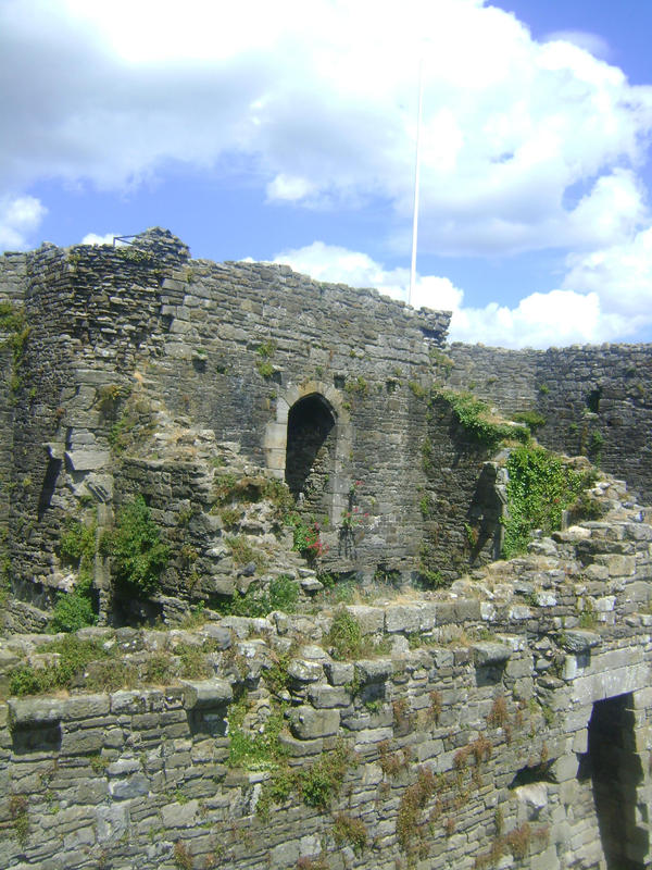 Beaumaris Castle by Ravynna