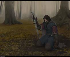 Son of Gondor by NaramSinha