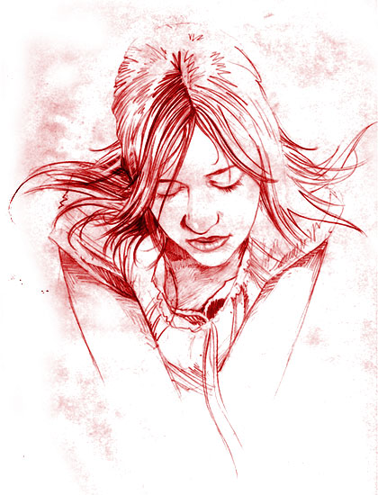 Melanie by chriskoehler