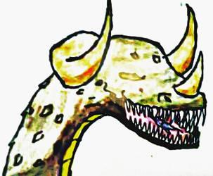 Dragon art by arafridi2000
