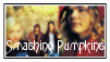 Smashing Pumpkins Stamp by dookia