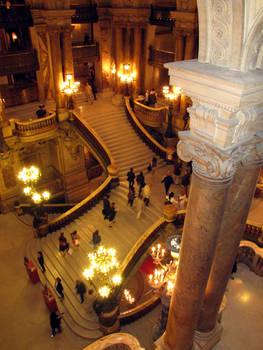 Opera Garnier - Grand Staircase 3