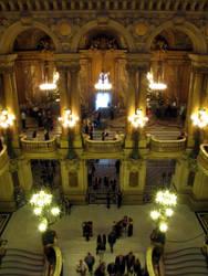 Opera Garnier - Grand Staircase 4