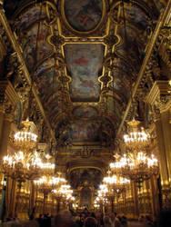Opera Garnier - Grand Foyer