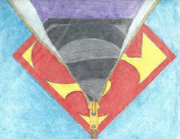 Superman Zipper