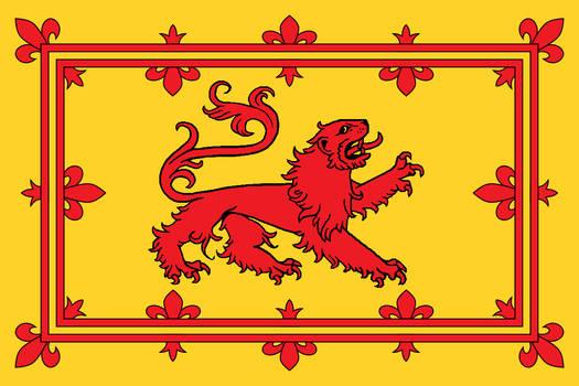 Robert the Bruce Royal Banner