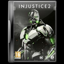 Injustice 2 Cyborg Grid by filipelocco