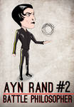 Ayn Rand : Battle Philosopher #2