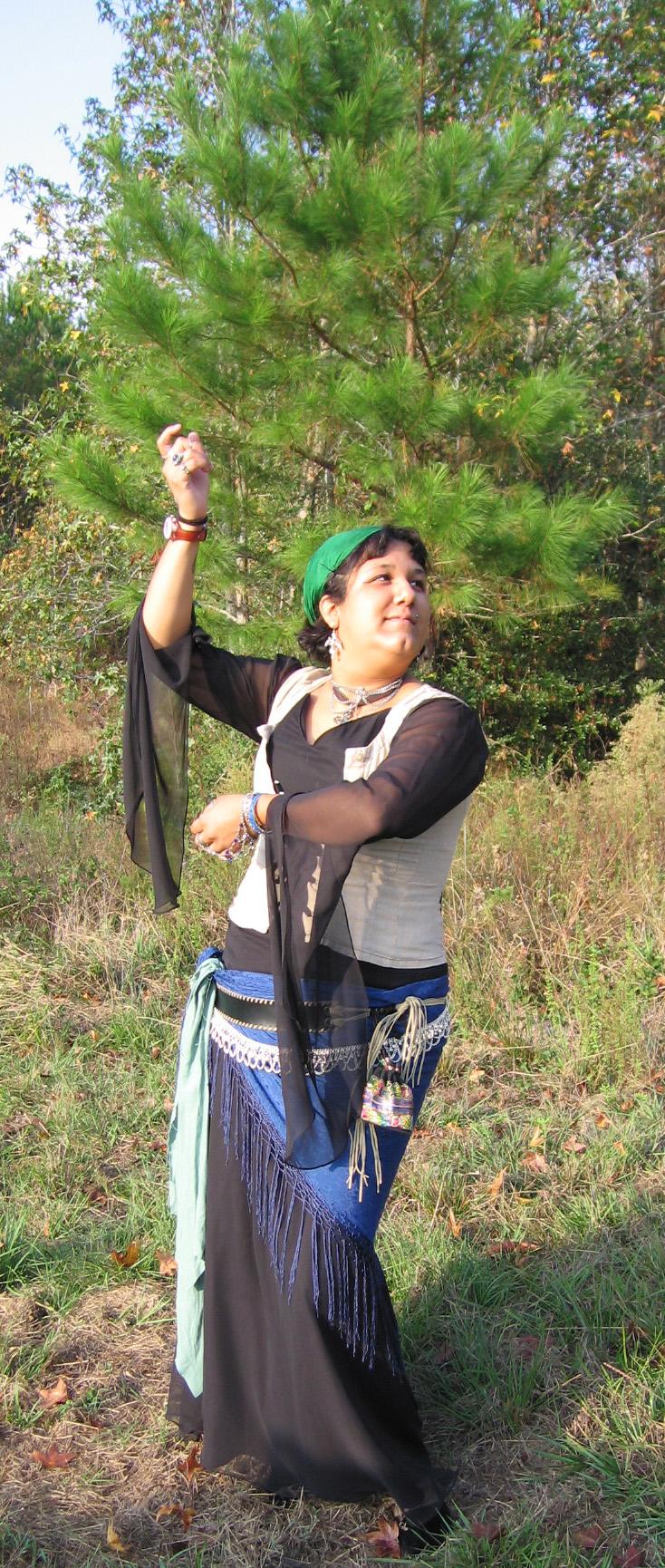 Gypsy by polkadotkat