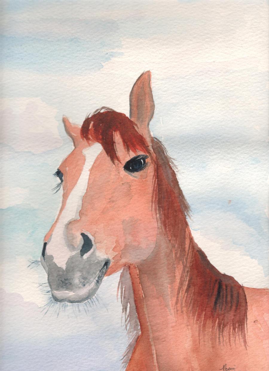 Mr.Horse by polkadotkat