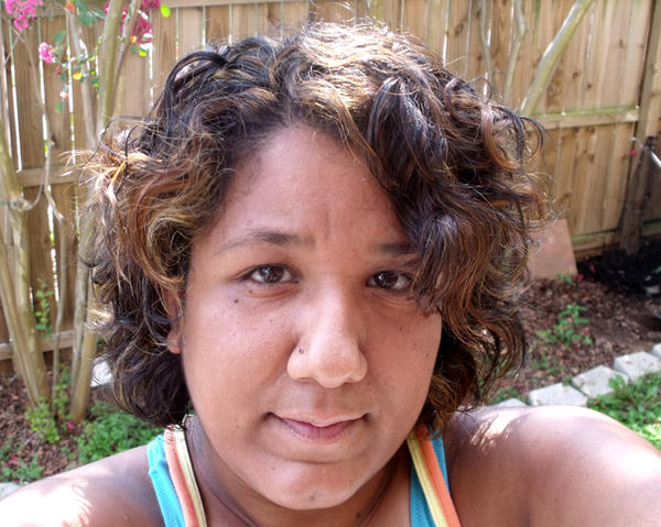 Luvin' my haircut 2 by polkadotkat