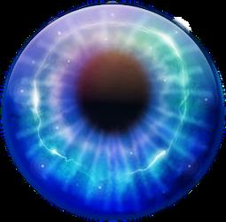 Blue Eye by Camigirl99