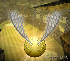 Golden Snidget by Camigirl99