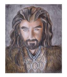 Thorin II Oakenshield by Camigirl99