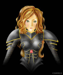 Warrior by Camigirl99